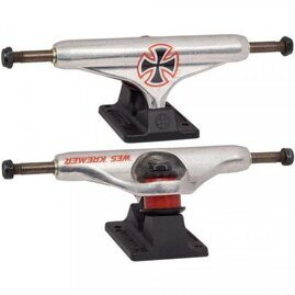 Подвески Independent Stage 11 Hollow Wes Kremer Speed Two Silver Matte Black 144 Standard