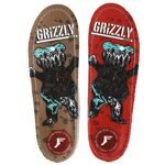 Стельки FOOTPRINT Kingfoam Orthotic GRIZZLY