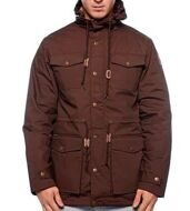 Куртка Element Hemlock Bear Brown