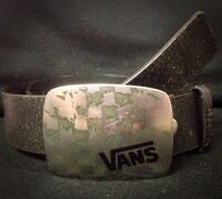 Ремень Vans Rough Cheks