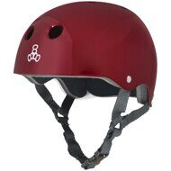 Шлем Triple 8 Standard Helmet Red Metallic
