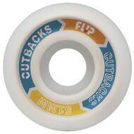 колеса FLIP CUTBACK WHEELS PACK 51MM 99A