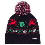 Шапка Footwork Pom Pon Xmas Black
