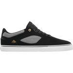 Кеды Emerica The Hsu Low Vulc black grey white