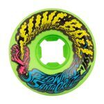 Колеса Santa Cruz Slime Balls Vomit Mini Neon Green 97a 54mm