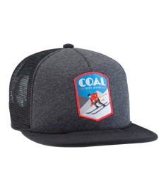 Кепка Coal The Eriksen Heather Grey