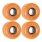 Колеса Globe Bruise Orange Black Black 58mm