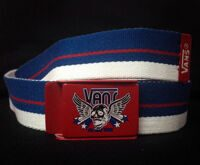 Ремень Vans Radpack Belt Blue White
