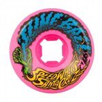 Колеса Santa Cruz Slime Balls Vomit Mini Neon Pink 97a 56mm