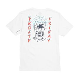 Футболка Volcom FRIDAZED BSC SS WHITE