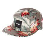 Бейсболка Huf Birds Of Paradise Volley Olive