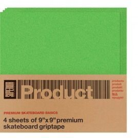 Шкурка Superior Green Grip Tape 4pk 9х9 Squares Green