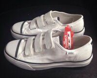 Кеды Vans Prison Issue 23 True White