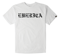 Футболка Emerica Purely T - white