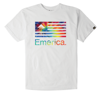 Футболка Emerica Pure Flag - white