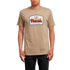 Футболка Volcom CRISTICLE BSC SS SAND BROWN