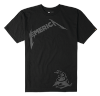 Футболка Emerica Amplified T - black