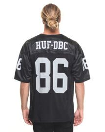 Джерси HUF Tailgate Football black