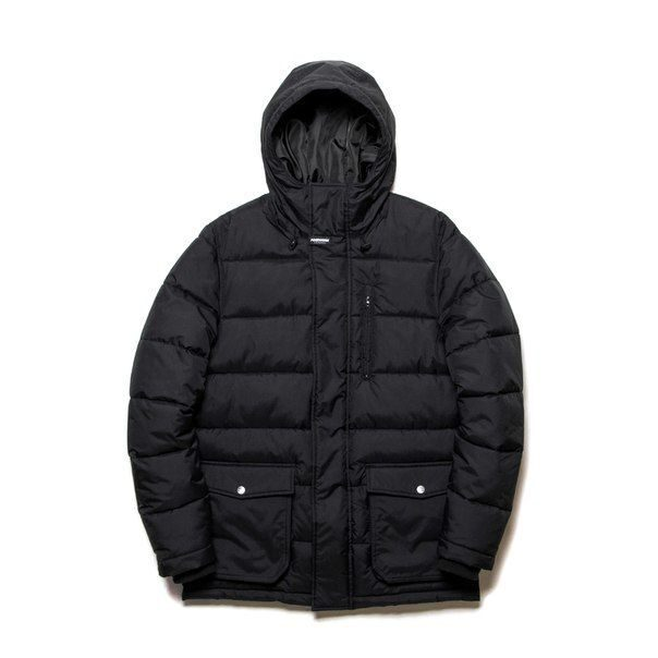 Куртка Footwork FEELMORE JACKET BLACK