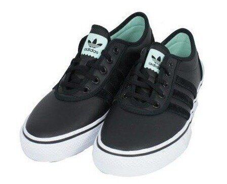 0b63f4a447a0 Кеды adidas Adi-Ease Black Black Ice Green купить в Москве с ...