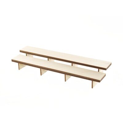 Фигура Pars stadium double bench wooden top