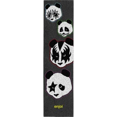 Шкурка Enjoi KISS Grip Tape Black