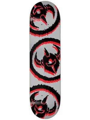 Дека Darkstar Dissent RHM Deck Silver Red
