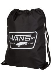 Сумка Vans LEAGUE BENCH BAG BLACK WHITE