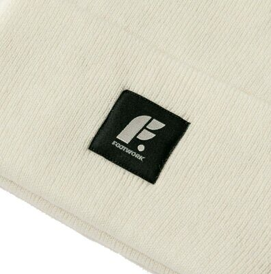 Шапка Footwork FOLD WHITE