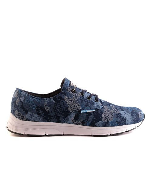 Кеды British Knigths Focus Navy Blue Camo