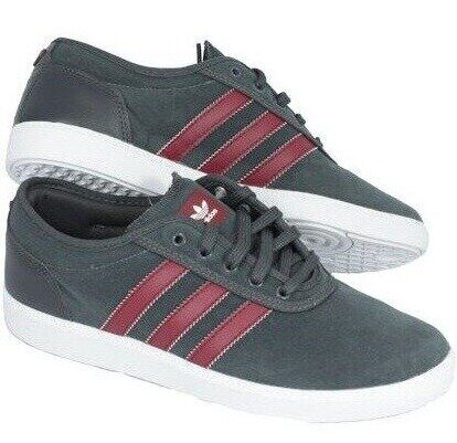 Кеды adidas Adi Ease Cup Dark Grey Burgundy White