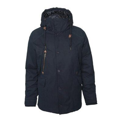 Куртка Volcom Timecode Jacket Dark Navy
