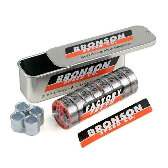 Подшипники Bronson G3 Bronson Speed Co