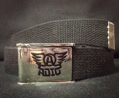 Ремень Adio Era Web Belt Black