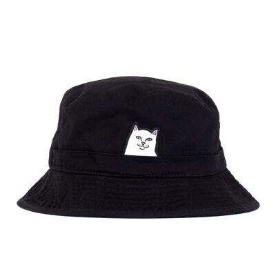 Панама Ripndip Lord Nermal Bucket Hat Black