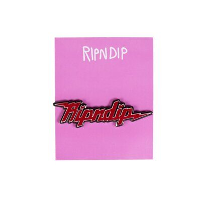 Значок Ripndip Rock N Nerm Pin