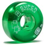Колеса Ricta Super Crystals Green 99a 52mm