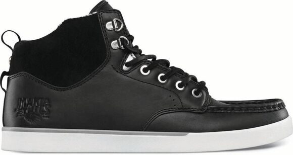 Кеды Etnies Makia Waysayer Black Silver