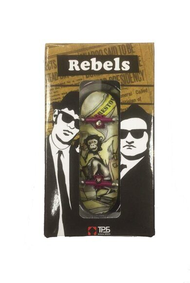 Фингерборд Турбо Limited Edition Rebels