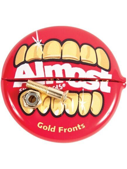 Винты Almost Gold Nuts & Bolts In Your Mouth 2 1 in Allen