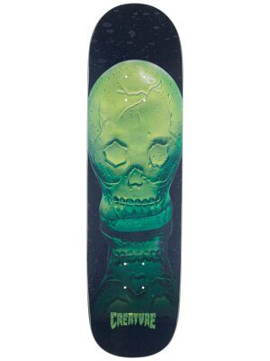 Дека Creature Green Skull Everslick 9.16 x 30.55