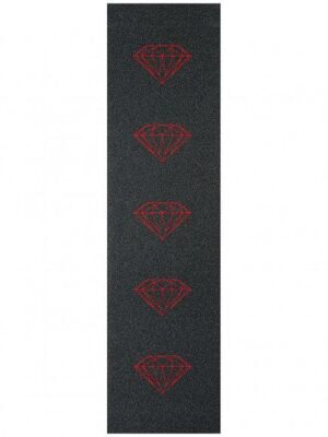 Шкурка Diamond Brilliant Griptape Red