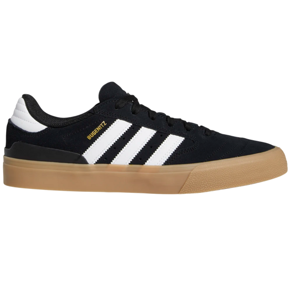 Кеды adidas Skateboarding Busenitz Vulc II Core Black Cloud White Gum4