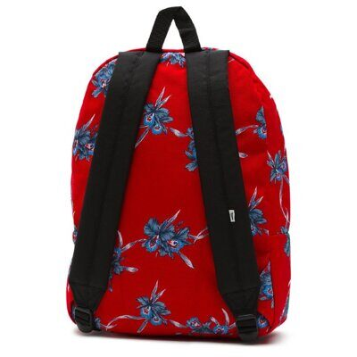 Рюкзак Vans Realm Backpack Tomato Hawaii