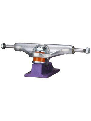 Подвески Independent Stage 11 Hollow Silver Ano Purple Standart