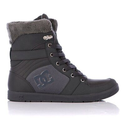 Полусапоги DC Women`s STRATTON BLACK GREY