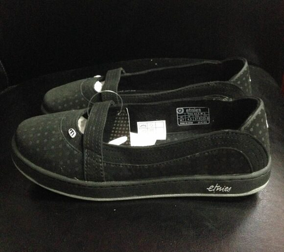 Кеды Etnies The Ace black