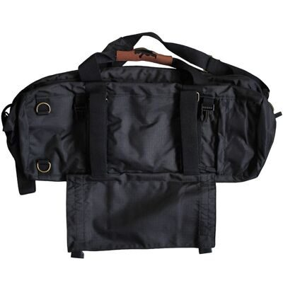 Сумка Grizzly Military Duffle Bag Black