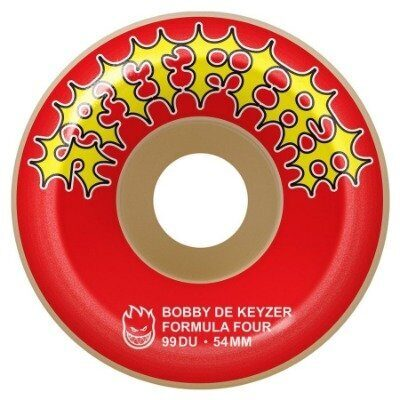 Колеса SPITFIRE F4 DE KEYZER 2STRK RED 54MM 99A