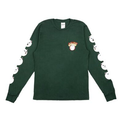 Лонгслив Ripndip Spirited Away LS Hunter Green